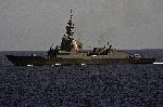 spanaish warship
