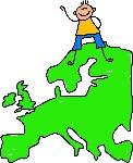 Europa con niño