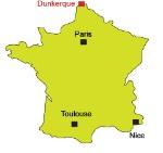 carte-dunkerque-france