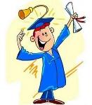 получил диплом