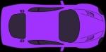 carro roxo