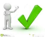 3d-man-presenting-green-tick-26049145