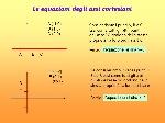 Le+equazioni+degli+assi+cartesiani