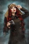 30023440fe9aedd581167e03a2404173--redhead-art-redhead-model