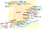 España costa