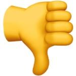 thumbs-down-sign_1f44e копия