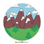 paisaje-de-montana-de-dibujos_23-2147590159