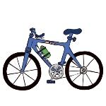 cartoon-bike