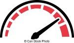 cores-velocidade-dois-ícone-imagem_csp43583177
