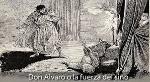muerte del padre de doña leonor
