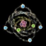 Atomo-in-Modello-Planetario
