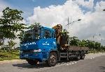 Lorry-Crane