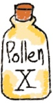 pollen x
