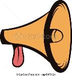 porte-voix-haut-parleur-dessin-animé-illustration_csp45479124
