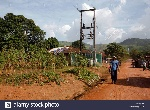 electricity-substation-and-pylon-in-the-village-of-bumbuna-sierra-BKY43H