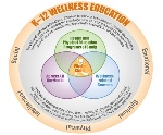 K-12 Wellness Framework Image