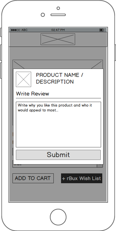 Save to Profile (from Partner) Write Review