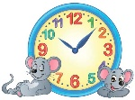 Cartoon-clock-baby-design-vector-05