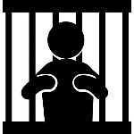 criminal-in-jail-silhouette_318-56419
