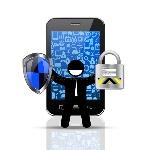 protection-padlock-social-smartphone-cell-phone-illust-illustration-37106461