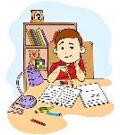 29202747-una-ilustración-vectorial-de-un-niño-estudiando-y-haciendo-sus-deberes-en-su-habitación