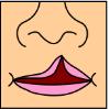 Uni lip
