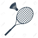 57972575-icon-badminton-badminton-racket-and-shuttlecocks-icon-black-on-a-white-background-sports-equipment-v1
