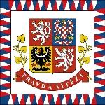 Presidential_Standard_of_the_Czech_Republic