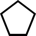 pentagono-forma-geometrica-contorno_318-29977