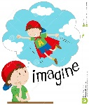 boy-imagining-being-superhero-illustration-660220801