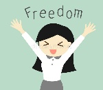 business-concept-cartoon-business-woman-feeling-happy-her-freedom-vector-illustration-flat-style-64060580