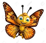 53166405-3d-rendered-illustration-of-butterfly-cartoon-character-Stock-Photo