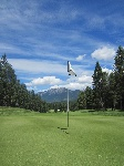 Flag_at_Spur_Valley_Golf_Course_-_panoramio