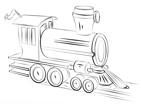steam-train-coloring-page