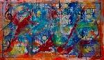 disarming_time_painting_by_serj_tankian