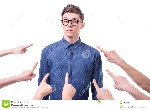 people-group-spotlight-point-finger-guy-isolated-over-white-background-51999229
