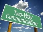 2 way comms