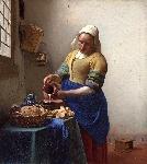 Vermeer-La-Lechera