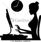 femme-au-travail-vecteur-eps_csp9048124