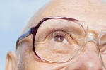 An elderly eye