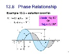 13.6+Phase+Relationship+Example+13.2+–+solution+(cont'd)