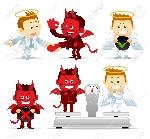18236742-business-angel-devil-Stock-Photo