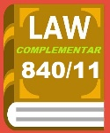LEI COMPLEMENTAR 840