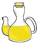 huile-d-olive-dans-la-bouteille-en-verre-14586181