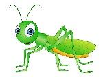 cartoon-grasshopper-clip-art-vector-illustration-cute-big-eyes-smile-84755490