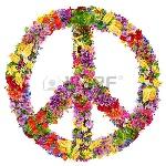 39778808-simbolo-di-pace-collage-astratto-fatto-da-fiori-freschi-d-estate-isolato