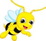 cute-bee-cartoon-37839932