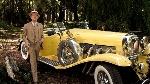 gatsbys yellow car