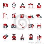 icone-di-industria-e-della-cultura-della-svizzera-633797881