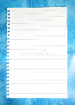 schrijfpapier-op-blauw-2448459
